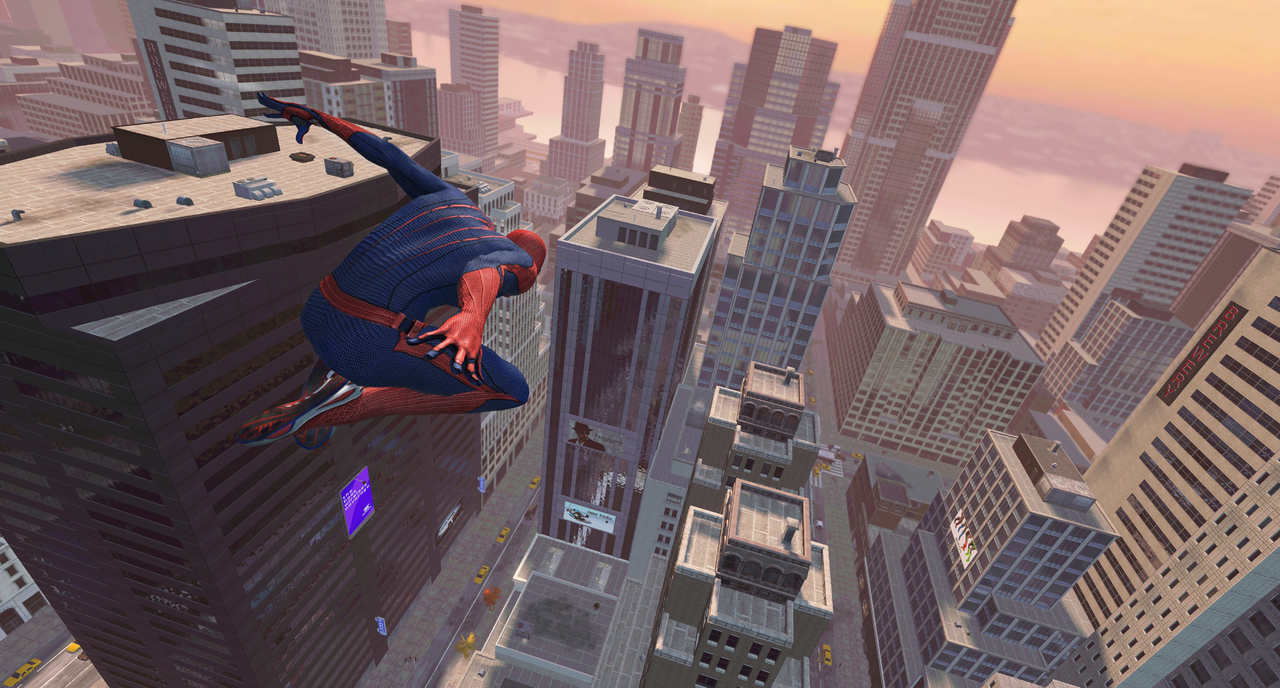 The Amazing Spider-Man Playstation 3 | 5