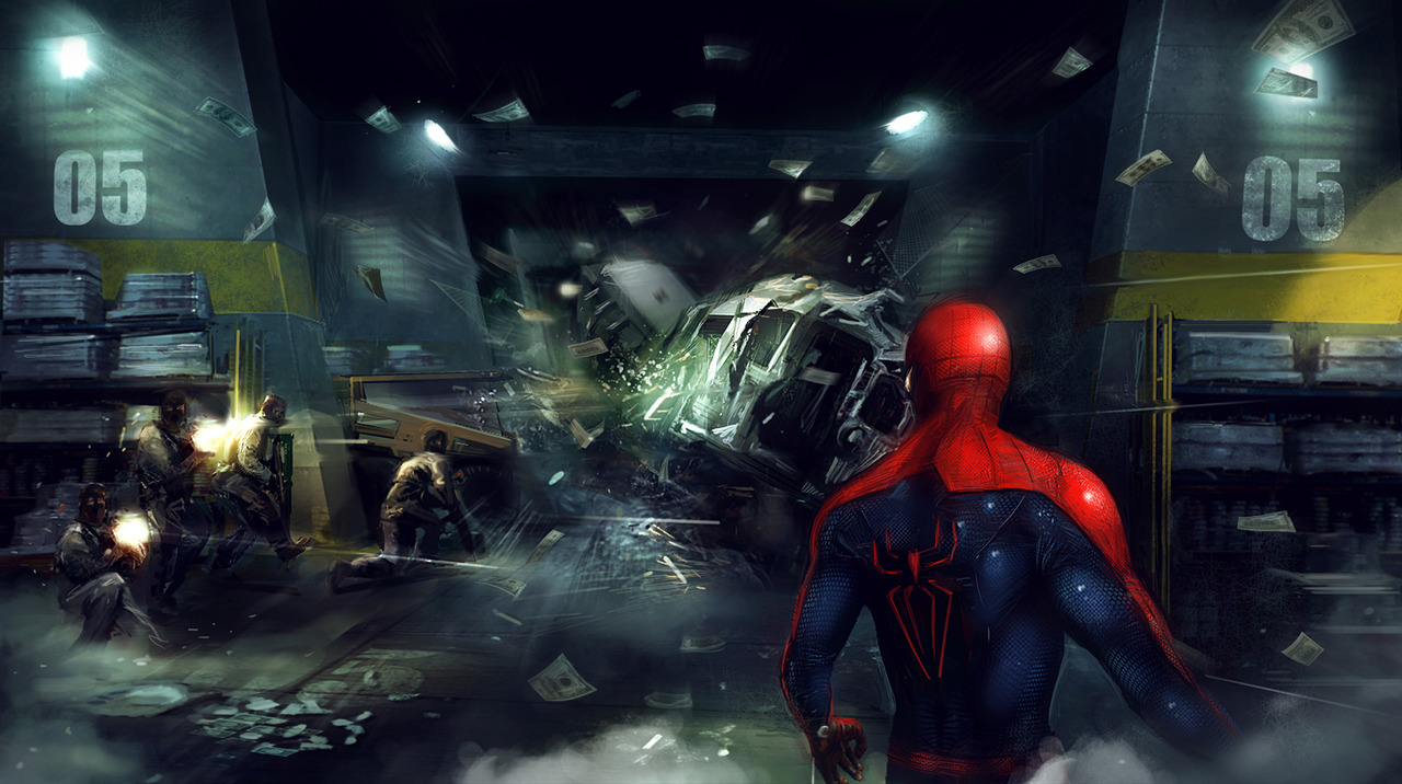 The Amazing Spider-Man Playstation 3 | 8