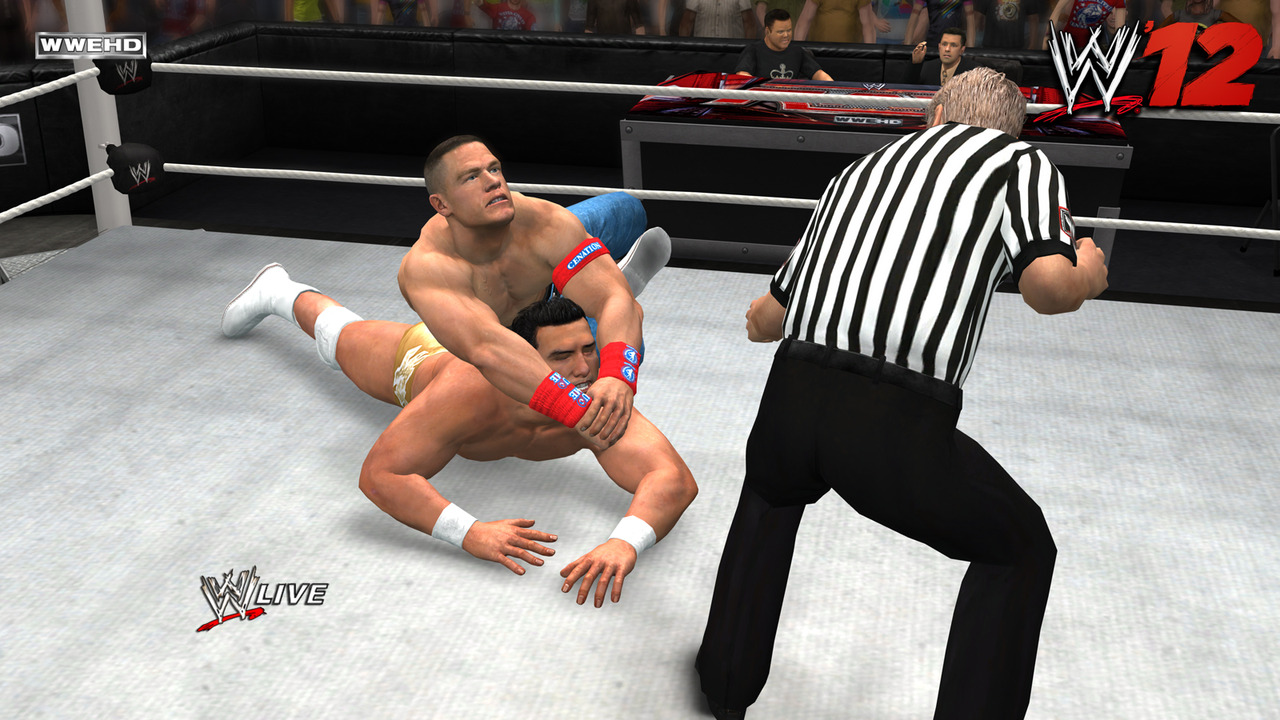 WWE'12 Playstation 3 | 4