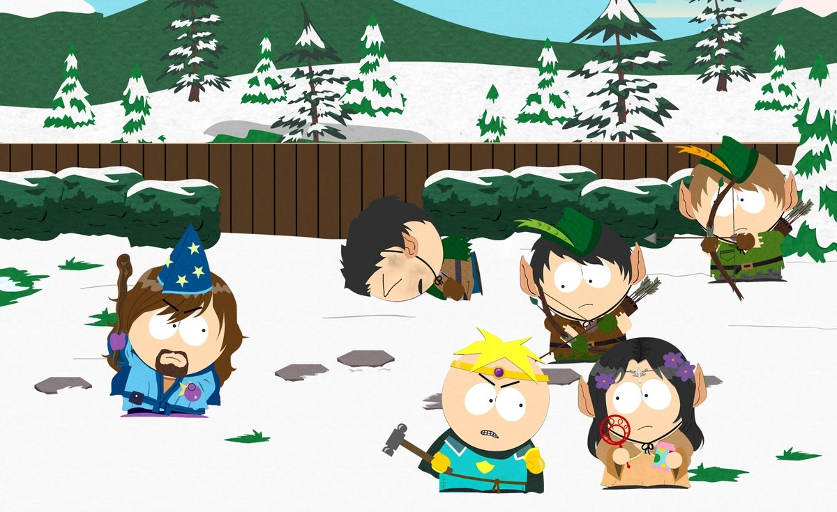 South Park : The Game Playstation 3   7