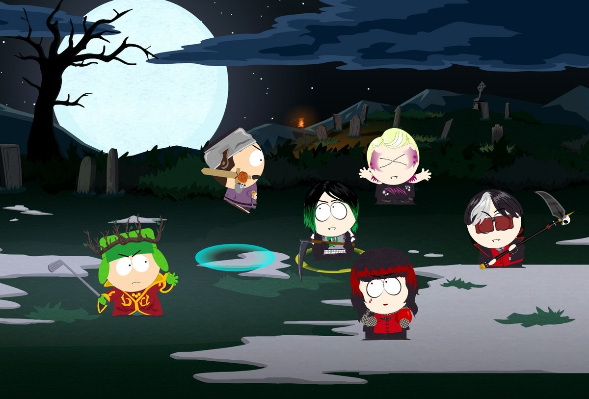 South Park : The Game PC | 3
