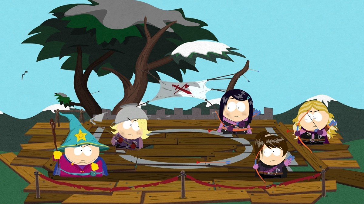 South Park : The Game Xbox 360 | 1