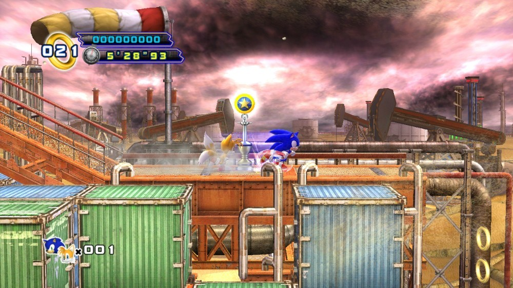 Sonic the Hedgehog 4: Episode II Xbox 360 | 13