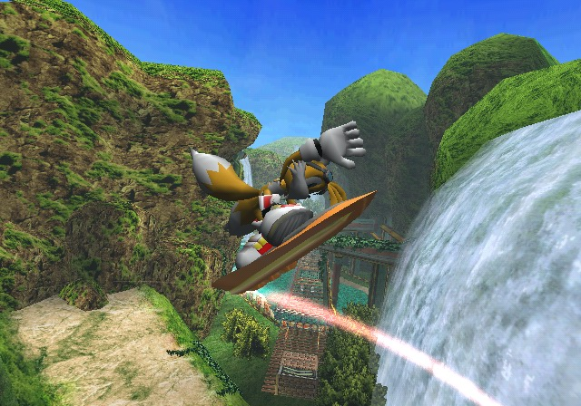 Sonic Riders Playstation 2 | 1