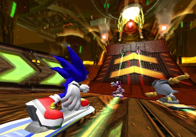 Sonic Riders Playstation 2 | 11