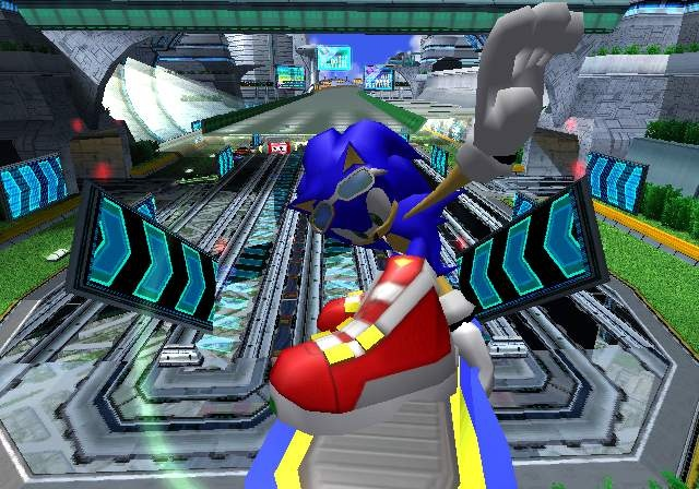 Sonic Riders Playstation 2 | 12