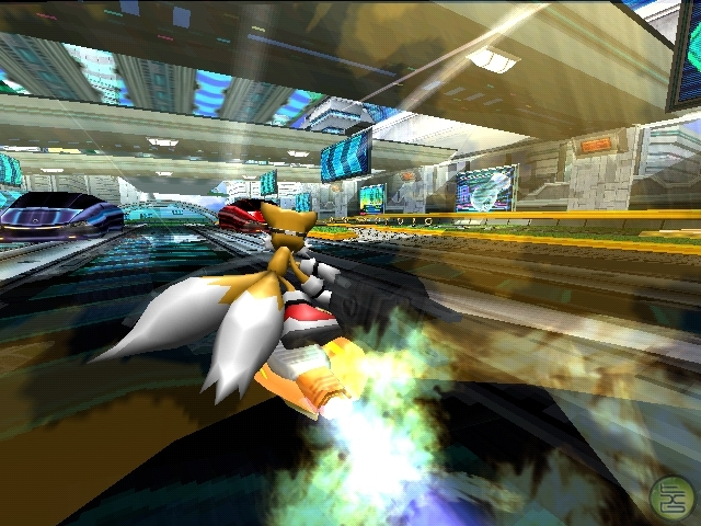 Sonic Riders Playstation 2 | 20