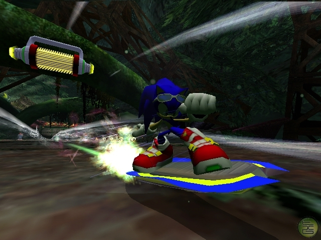 Sonic Riders Playstation 2 | 21