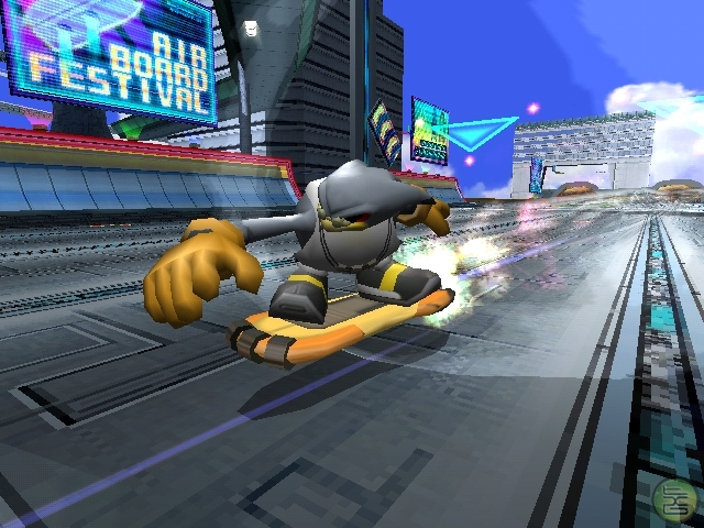 Sonic Riders Playstation 2 | 24