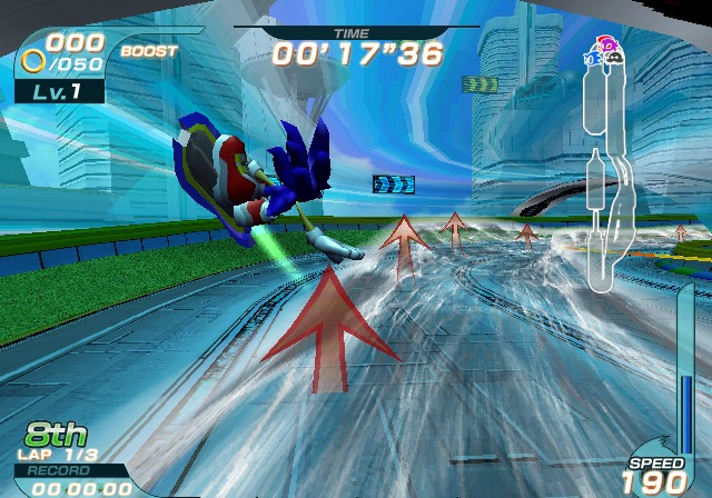 Sonic Riders Playstation 2 | 4