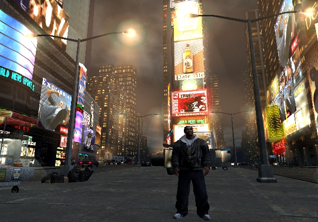 True crime new york city xbox image 13 sur 25