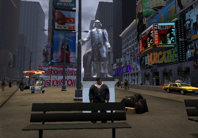 True crime new york city xbox image 8 sur 25