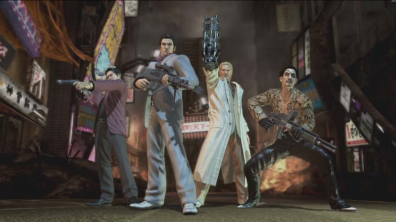 Yakuza : Dead Souls Playstation 3 | 12