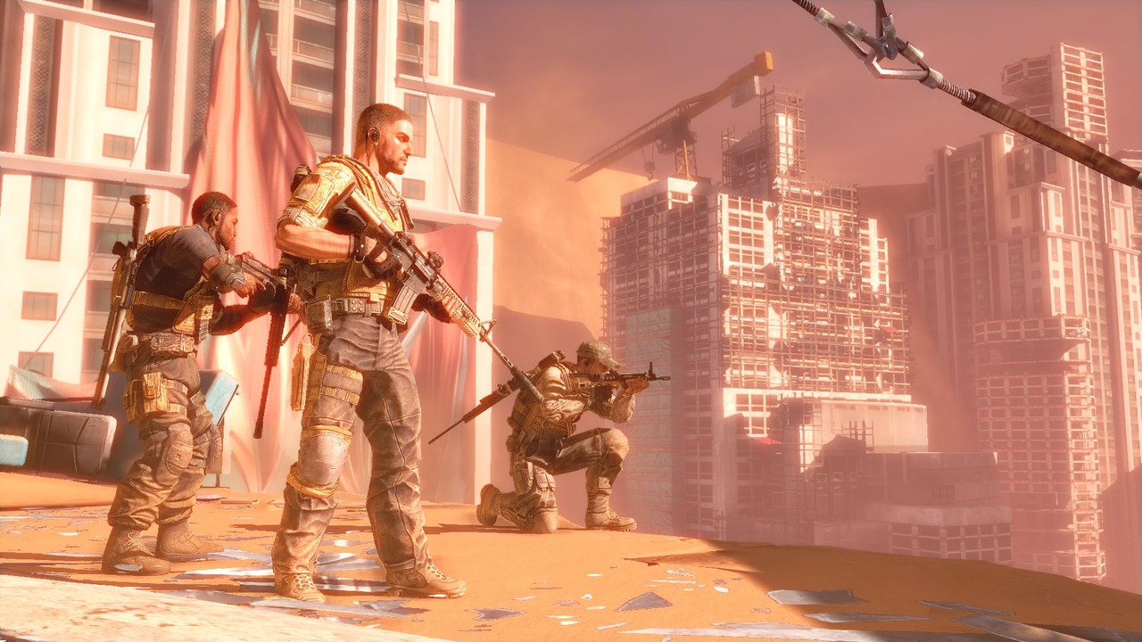 Spec Ops : The Line Playstation 3 | 2