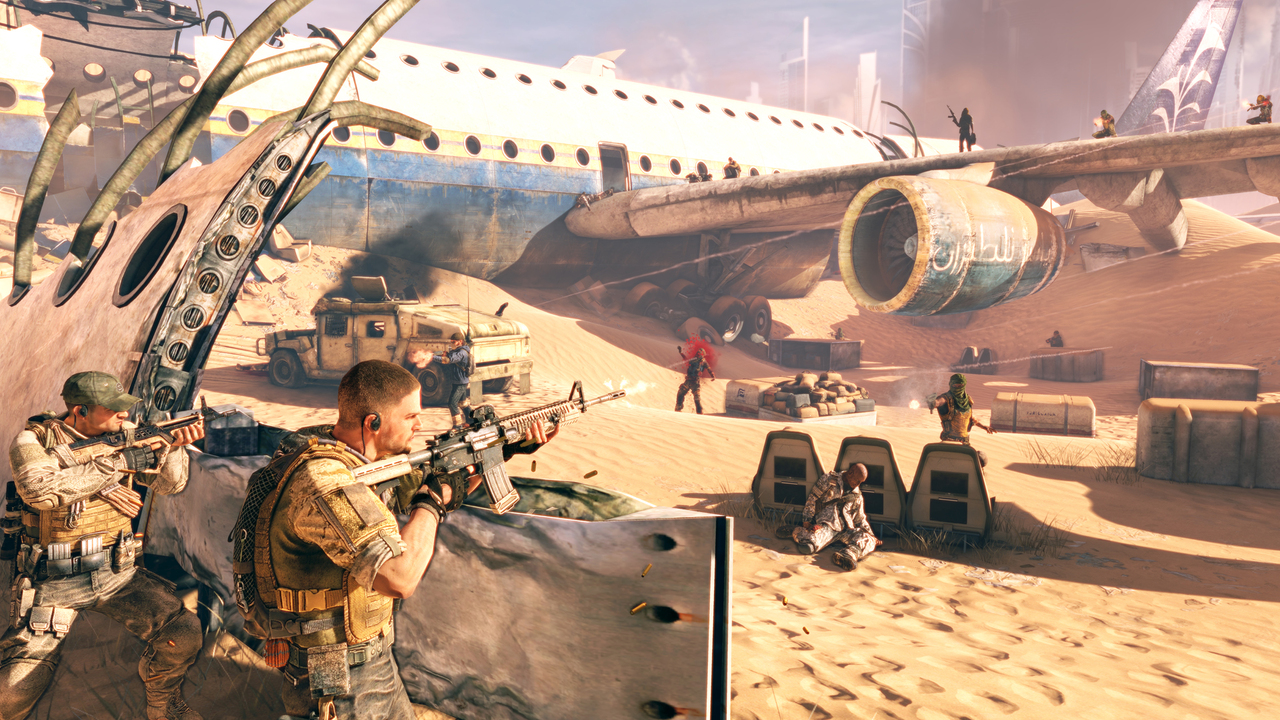 Spec Ops : The Line Playstation 3 | 3