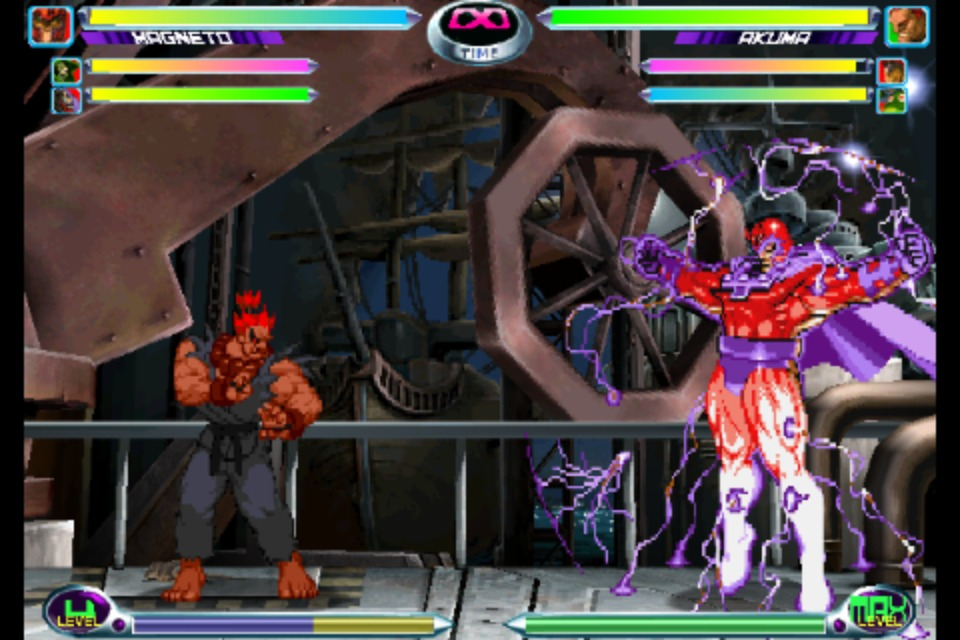 Marvel vs Capcom 2 iPhone | 4