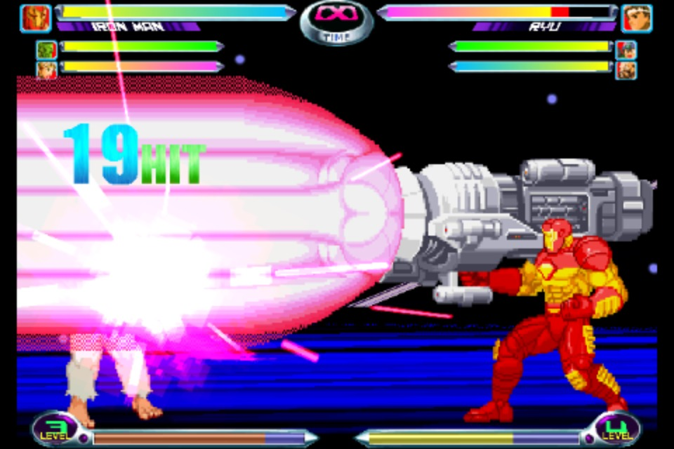 Marvel vs Capcom 2 iPhone | 5