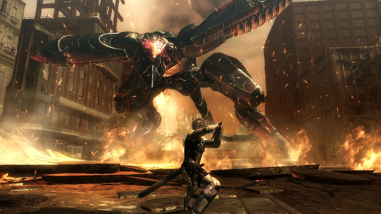 Metal Gear Rising : Revengeance PC | 9