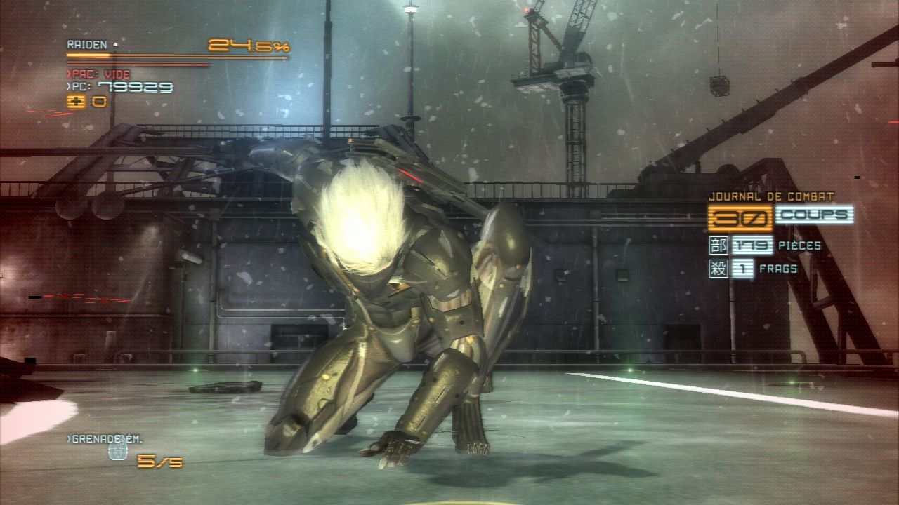 Metal Gear Rising : Revengeance Playstation 3 | 18