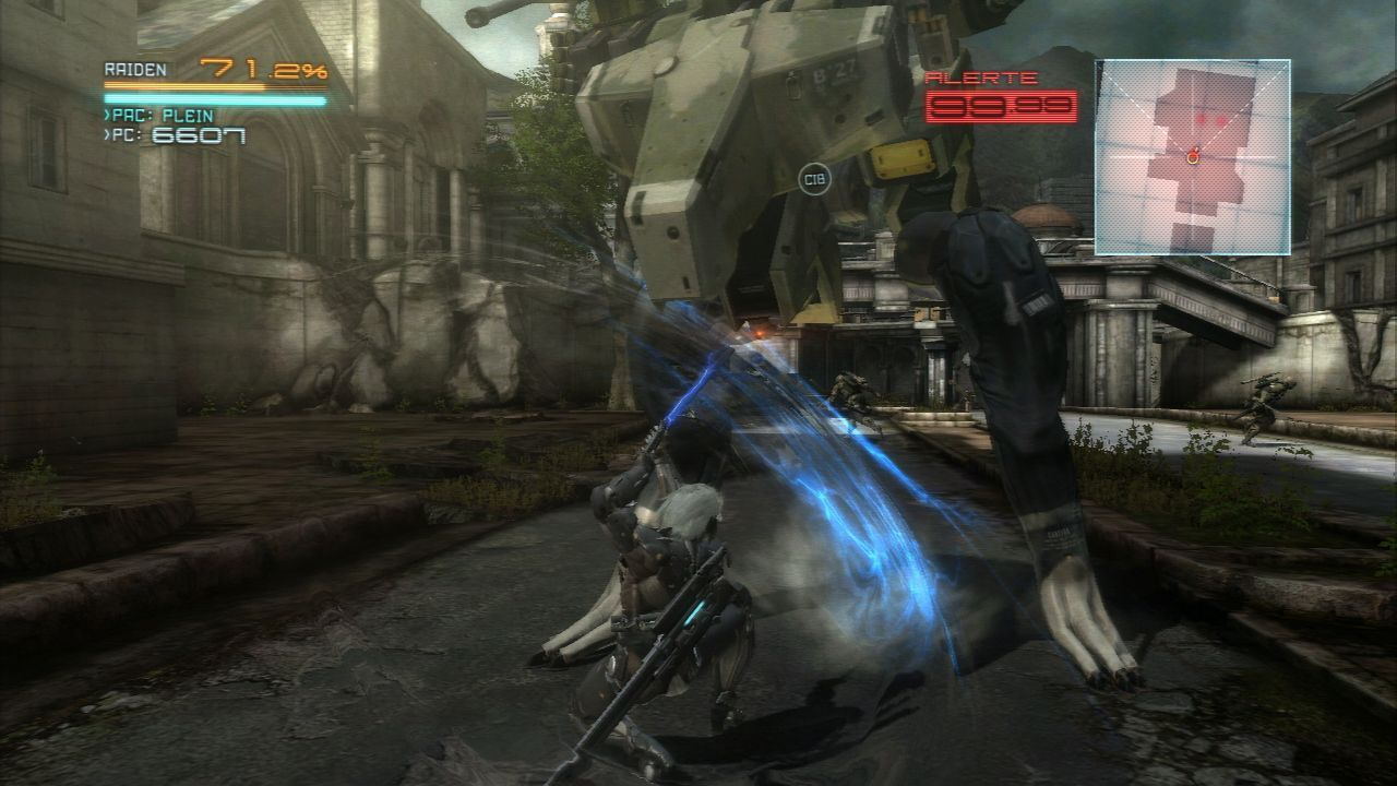 Metal Gear Rising : Revengeance Playstation 3 | 20