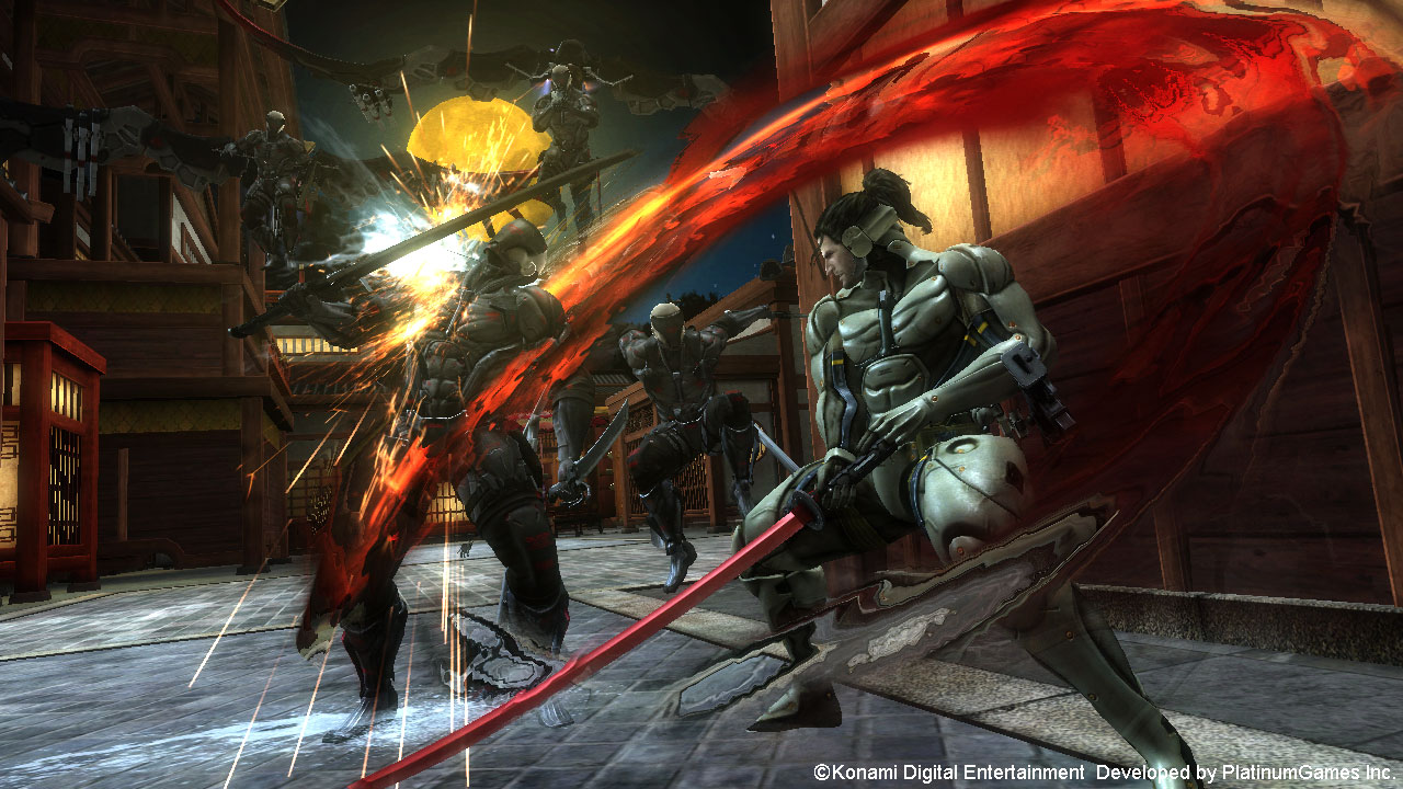 Metal Gear Rising : Revengeance Playstation 3 | 23