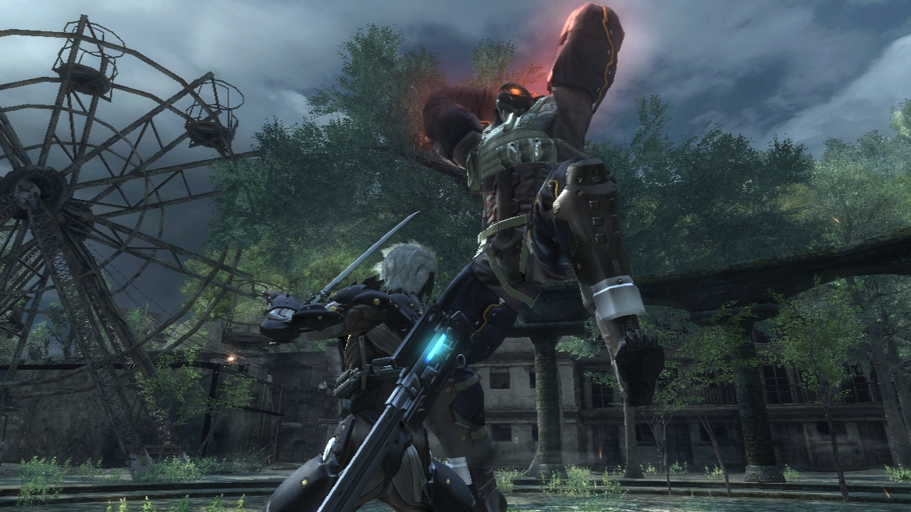 Metal Gear Rising : Revengeance Xbox 360 | 20