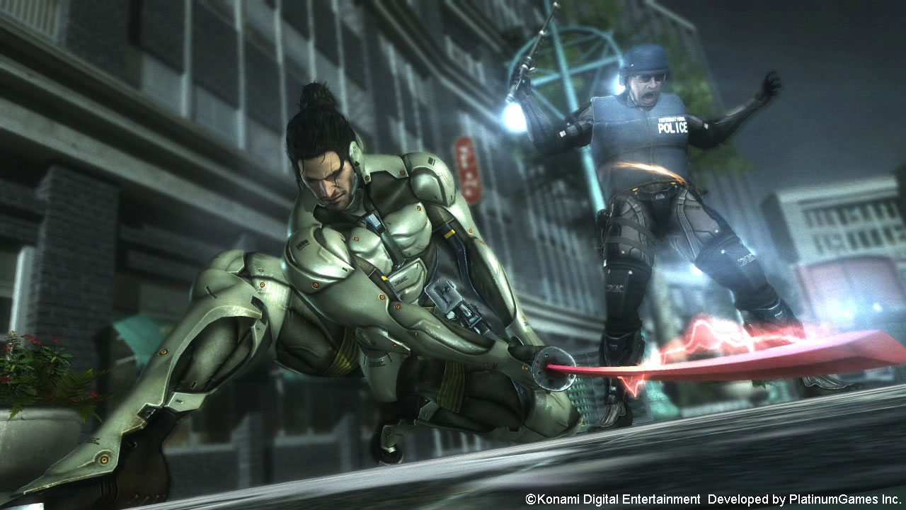 Metal Gear Rising : Revengeance Xbox 360 | 29
