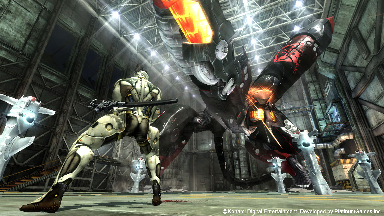 Metal Gear Rising : Revengeance Xbox 360 | 31