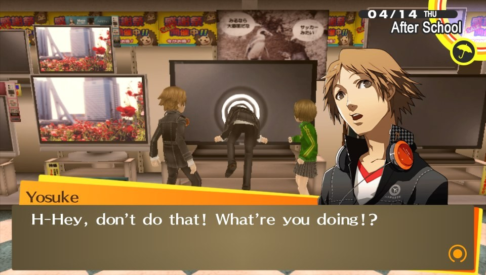 Persona 4 : The Golden Next Generation Portable | 2
