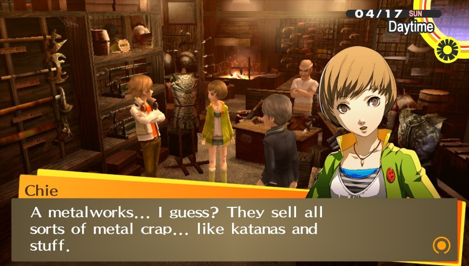 Persona 4 : The Golden Next Generation Portable | 6
