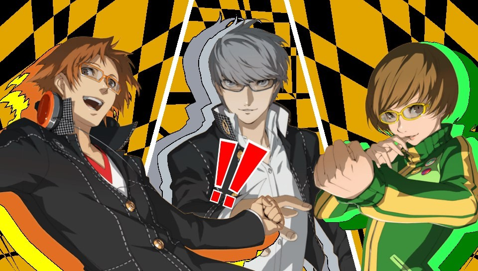 Persona 4 : The Golden Next Generation Portable | 7