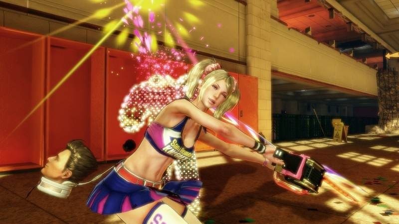 Lollipop Chainsaw Playstation 3 | 16