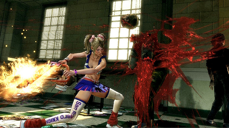 Lollipop Chainsaw Playstation 3 | 2