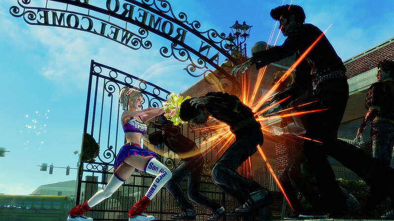 Lollipop Chainsaw Playstation 3 | 4