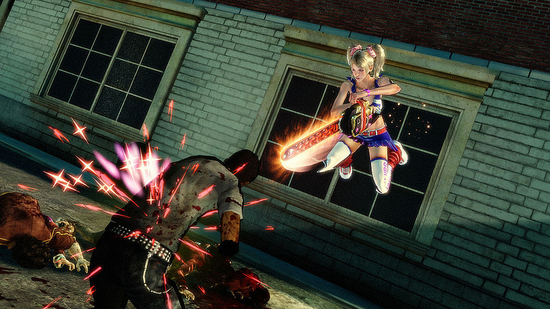 Lollipop Chainsaw Playstation 3 | 6