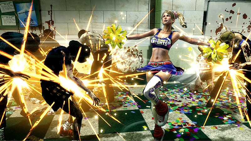 Lollipop Chainsaw Playstation 3 | 9