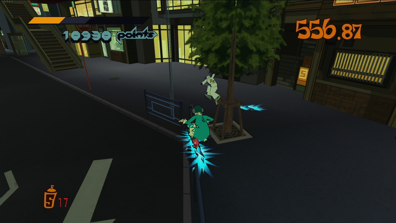 Jet Set Radio Next Generation Portable | 5