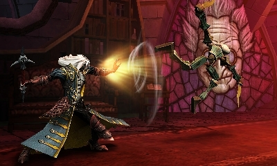 Castlevania : Lords of Shadows - Mirror of Fate Nintendo 3DS   3