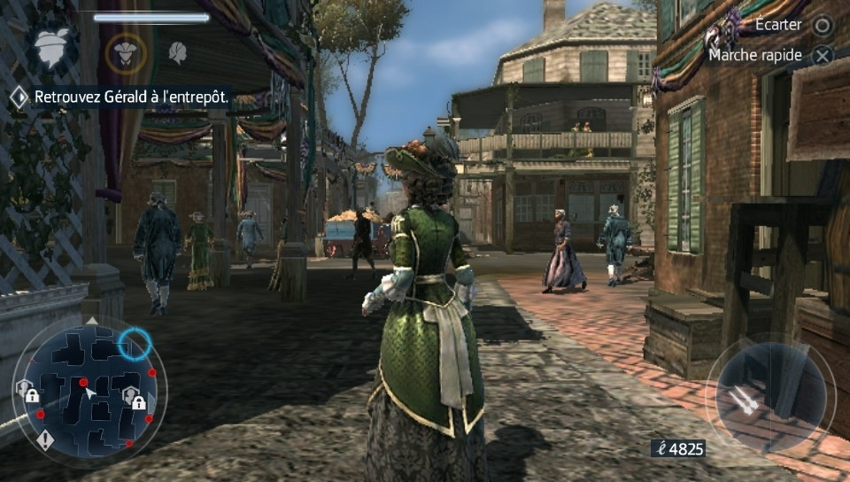 Assassin's Creed III : Liberation Next Generation Portable | 3