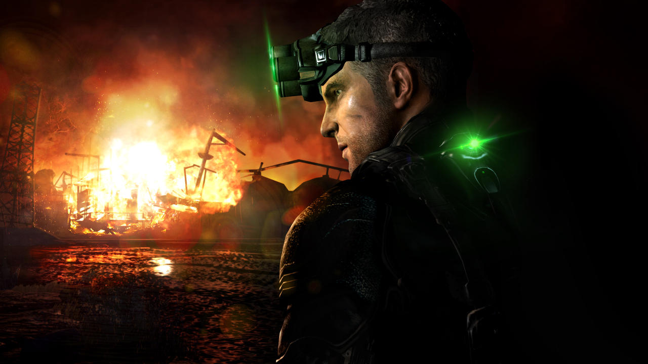 Tom Clancy's Splinter Cell : Black List PC | 7