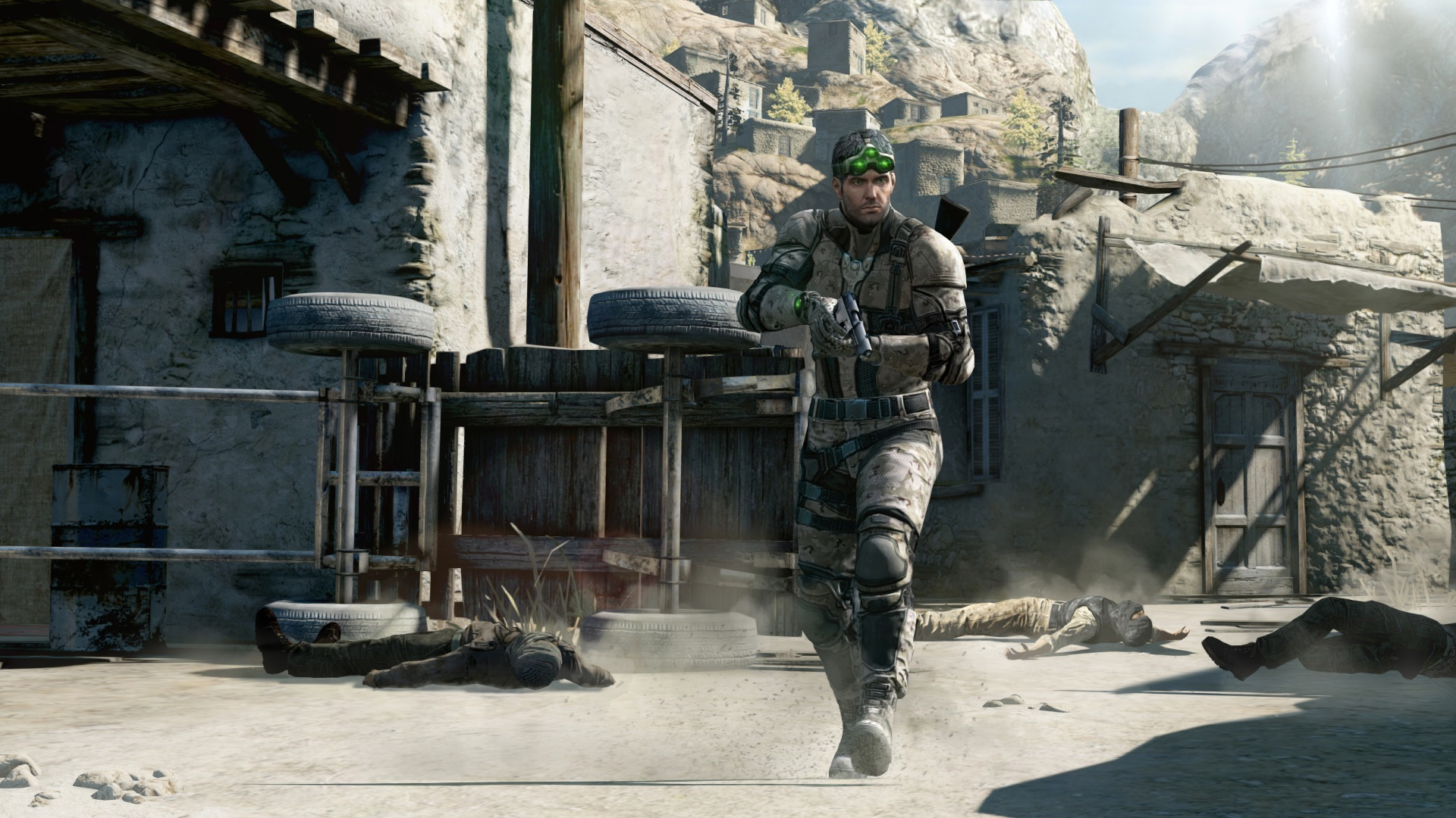 Tom Clancy's Splinter Cell : Black List Playstation 3 | 5