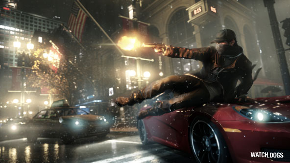 Watch Dogs Playstation 3 | 14