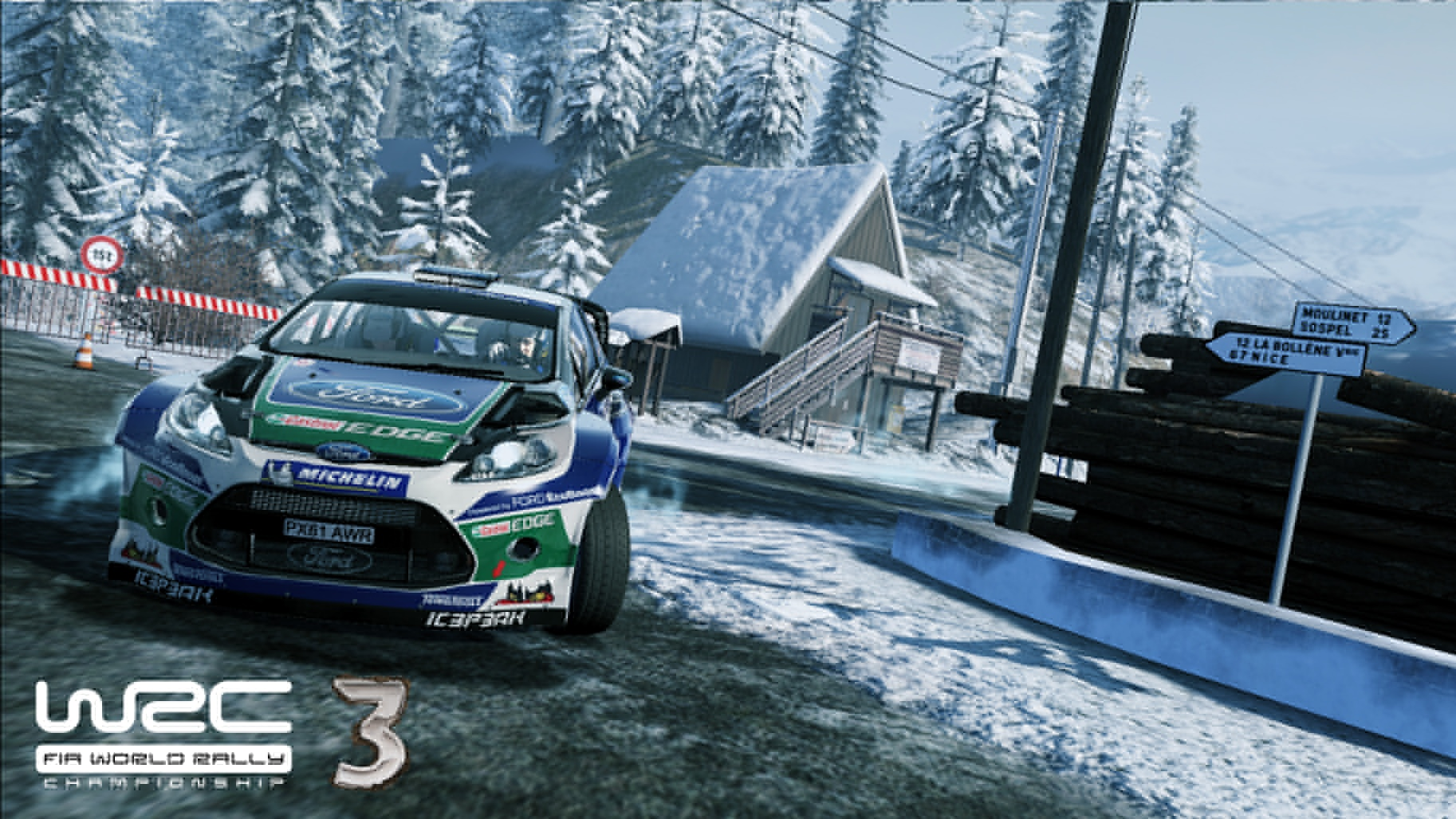 WRC 3 Playstation 3 | 6