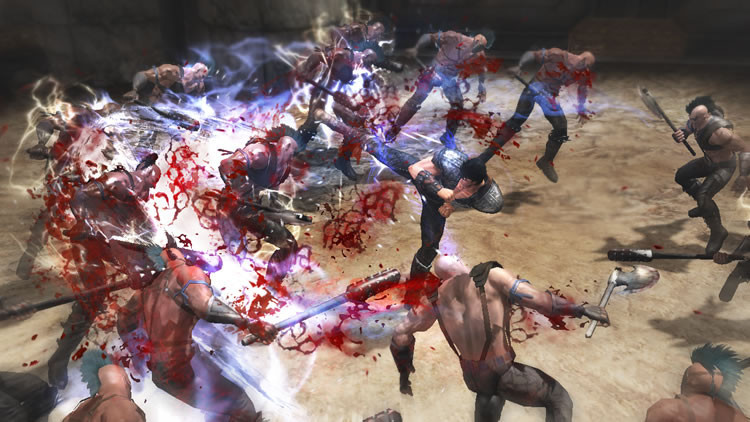 Fist of the North Star : Ken's Rage 2 Playstation 3 | 23