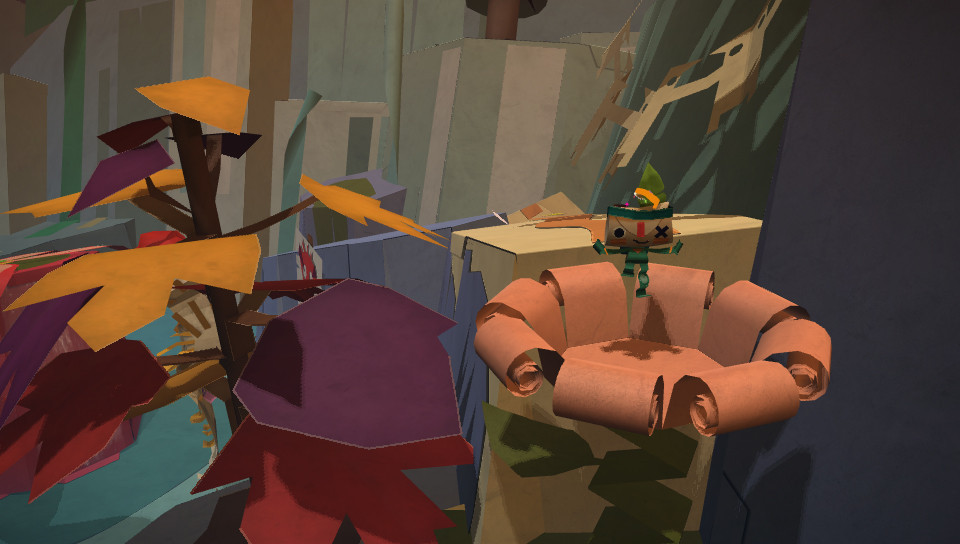 Tearaway Next Generation Portable | 17