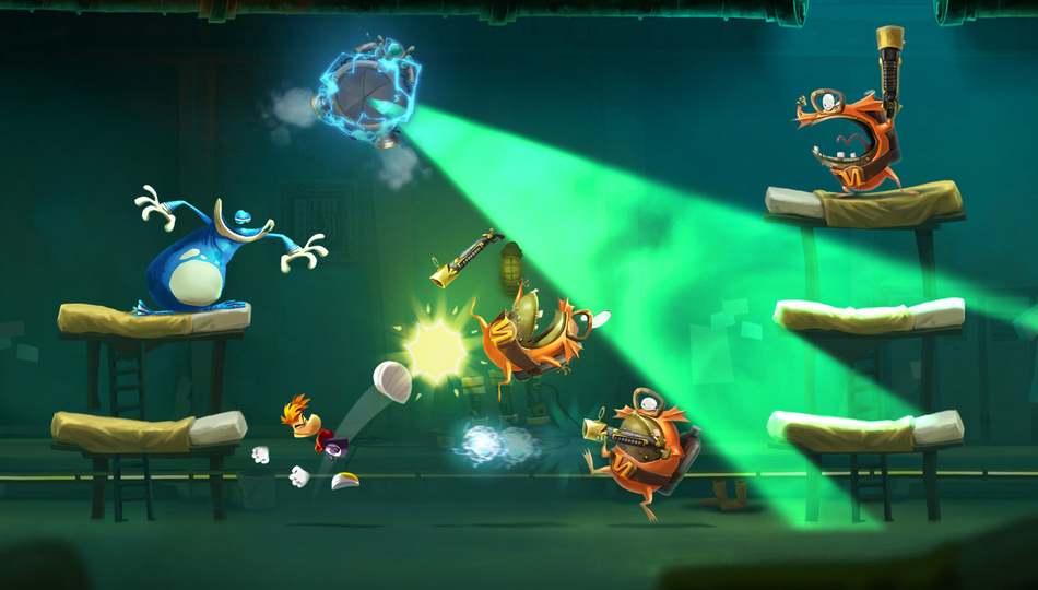 Rayman Legends Playstation 3 | 11