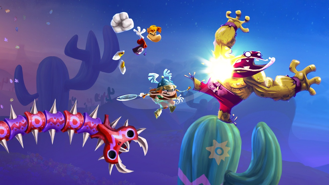 Rayman Legends Playstation 3 | 3