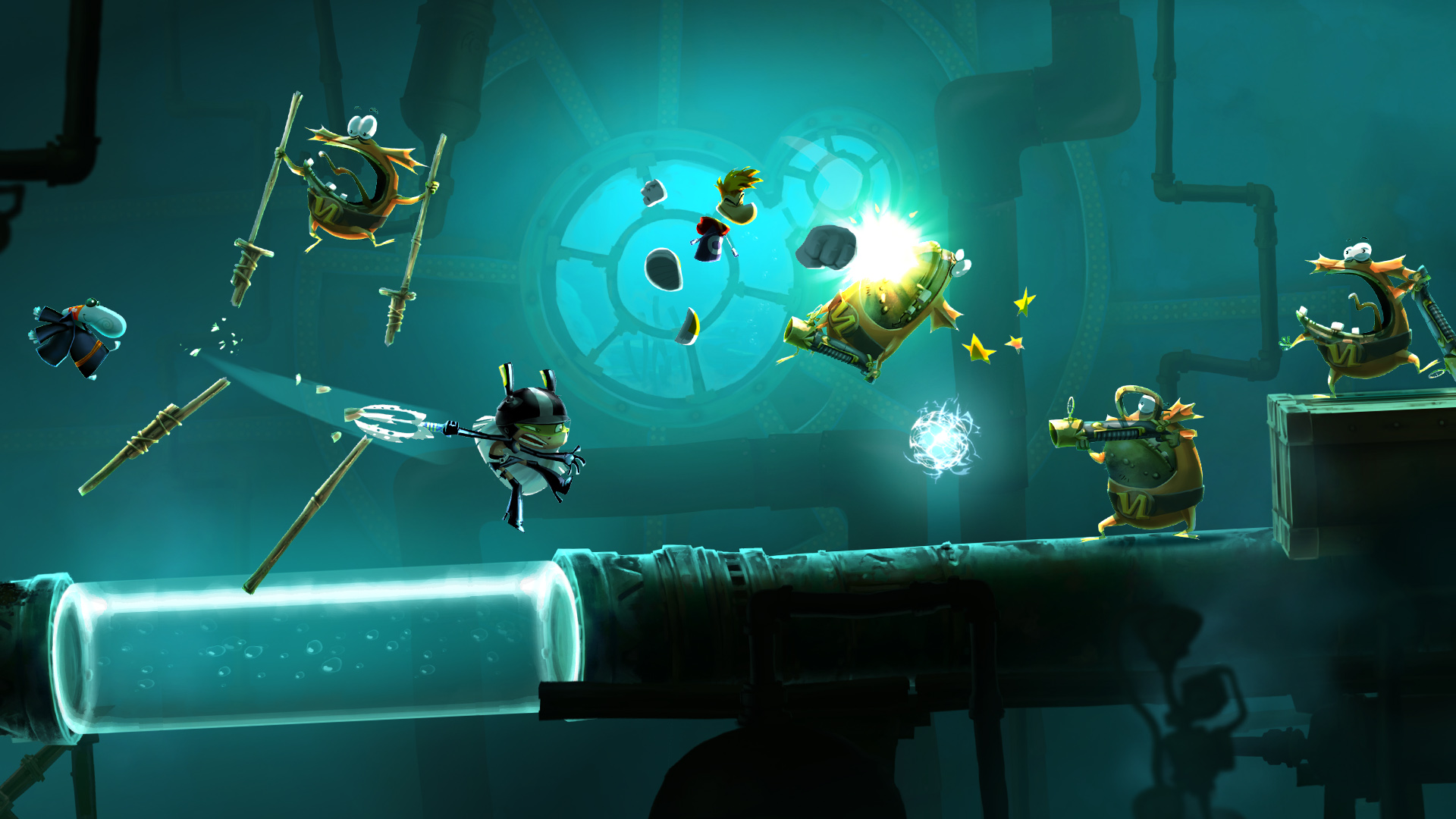 Rayman Legends Playstation 3 | 5