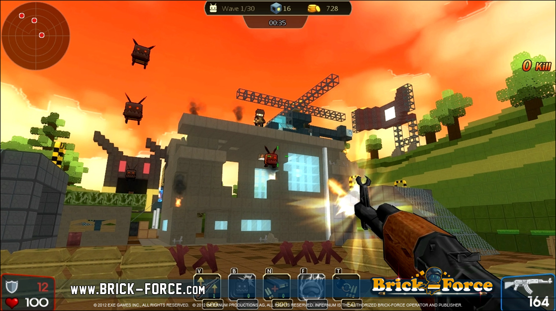 Brick-Force PC | 9