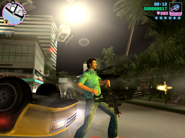 Grand Theft Auto : Vice City 10th Anniversary Edition iPhone | 2